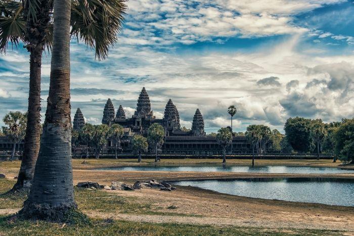 Cambodian jewel