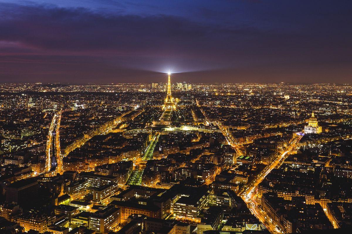 foto de La ville lumière PapaPaper