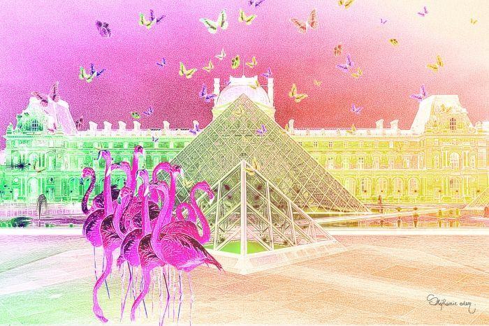 Louvre Paradise