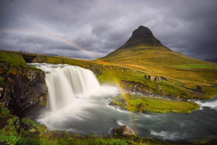 Le Kirkjufell - Islande