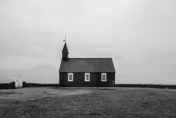 Chapelle islandaise