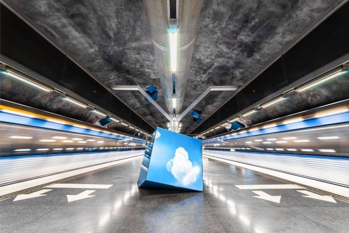Métro de Stockholm 11