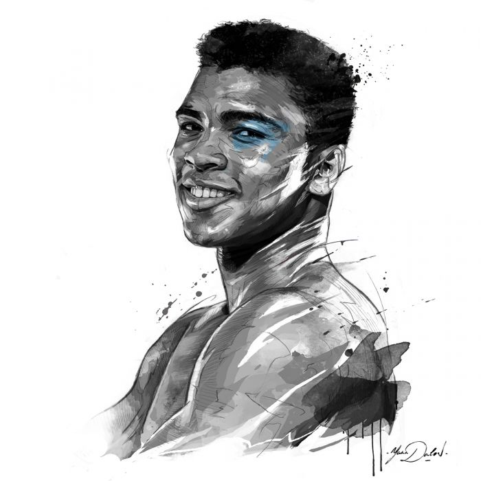 Ali Portrait