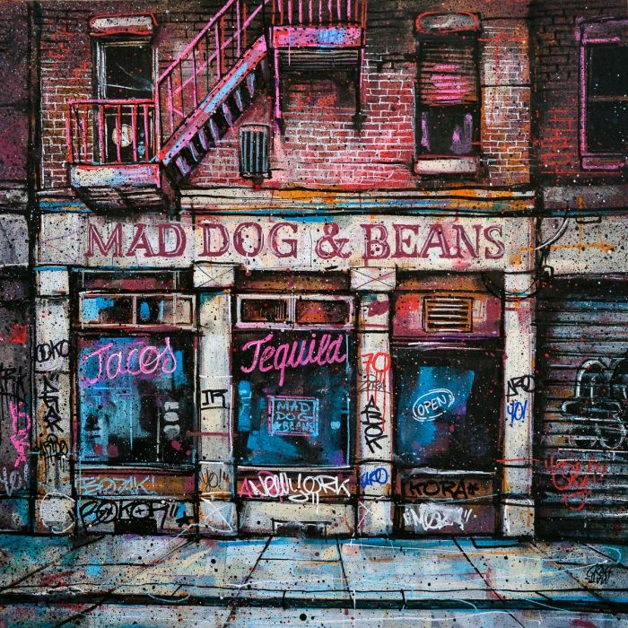 Mad dogs & beans
