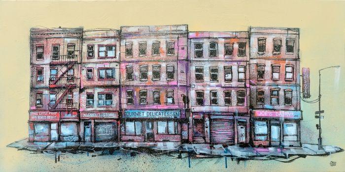 New York Block