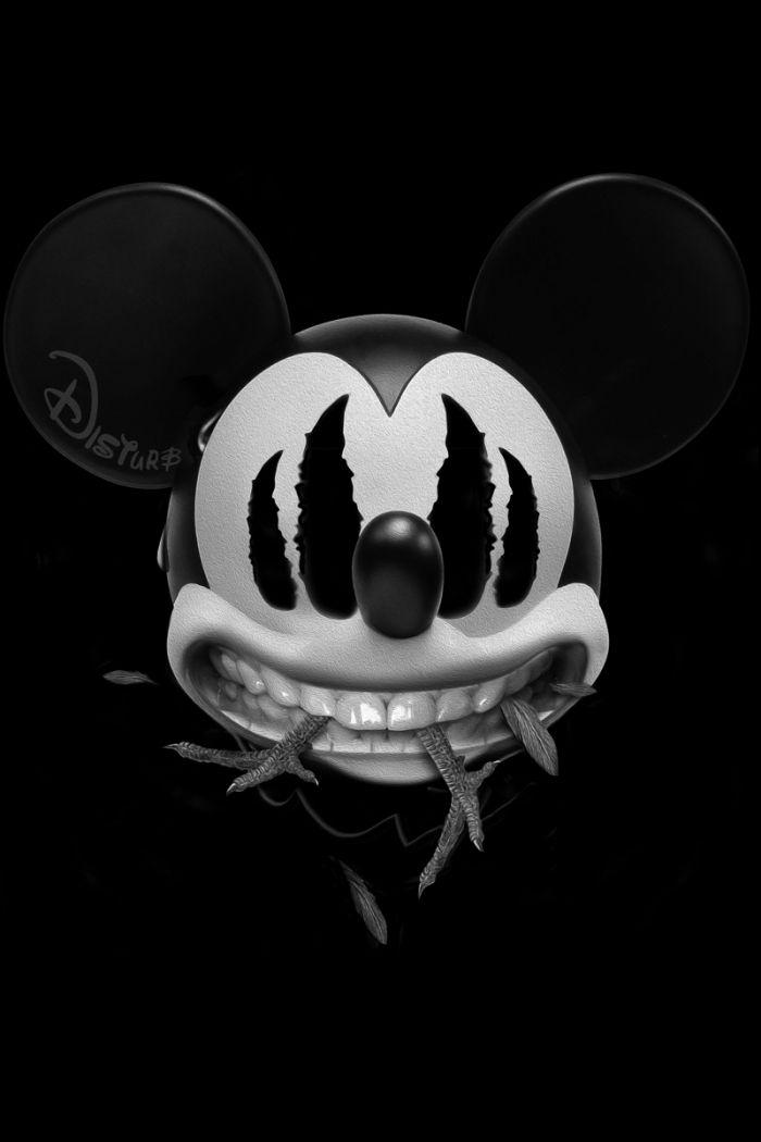 Disturb Mouse