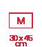 1.2 classique 30x45 M