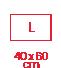 1.3 classique 40x60 L