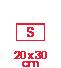 1.1 classique 20x30 S